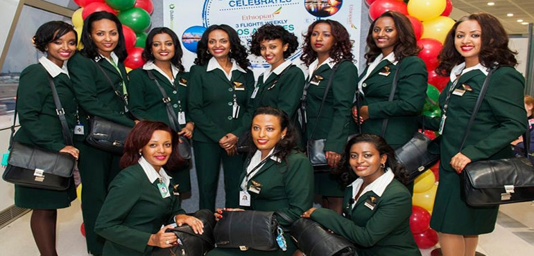 Ethiopian Airlines debuts in Dublin and Los Angeles