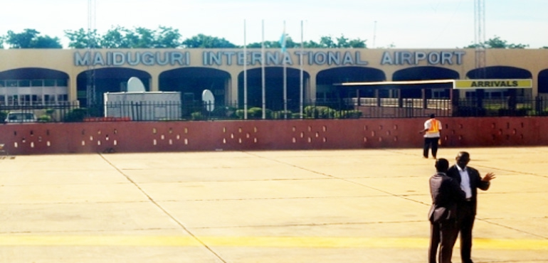 Nigerian Authorities Reopens Maiduguri Airport